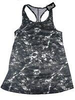 NEU Crivit Damen Funktionstop / Shirt Gr. XS 32 / 34 schwarz-weiß !!