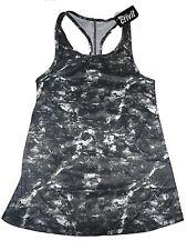 NUEVO Crivit Mujer Camiseta funcional / camiseta Talla M 40 / 42 blanco y negro