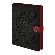 Game of Thrones Targaryen Premium A5 Hardback Notebook - Journal Book