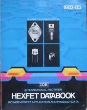 International Rectifier: Hexfet Databook: Power Mosfet Application and Product D