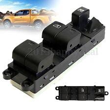 New Electric Power Window Master Control Switch Car For Nissan NAVARA 2007 Black