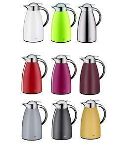 Alfi Isolierkanne Signo Kaffeekanne 1 L  Isolier Kaffee Kanne 27.5 cm Edelstahl