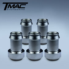 "Stainless Steel Weld On Fittings Barb 1/2"" -5 Pack"