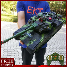 Remote Control War tanks electric Battle tank military Army vehicle toy kids rc