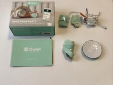 Owlet Smart Sock 2 Baby Monitor Used With Original Box And Charger