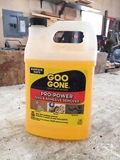 Goo Gone Adhesive Remover Pro Power