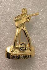 Hard Rock Cafe Elvis Presley TOP ROCKER STAFF Lapel Pin Badge Limited Edition