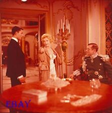 Marilyn Monroe Prince And The Showgirln Vintage 2 1/4 TRANSPARENCY