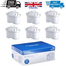6 Pacco per Brita Maxtra Filtro Acqua Brocca Ricambio Cartucce Ricariche UK Pack
