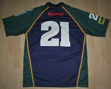 Match Worn Boroughmuir (Scotland) Rugby Shirt #21