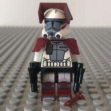 LEGO Star Wars ARC Elite Clone Trooper Minifigure From Set 9488 - sw0377