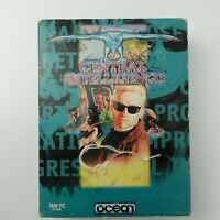 Central Intelligence IBM PC Cd-Rom Video Game