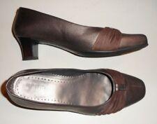 Hotter 100% Leather Kitten Heels for Women