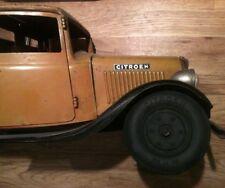 Roue «Citroen»pour camion T45 ou Traction des Jouets Citroen