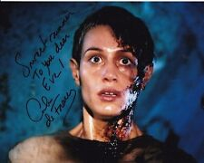 CECILE DE FRANCE Autographed Signed HIGH TENSION MARIE Photograph - To Eve