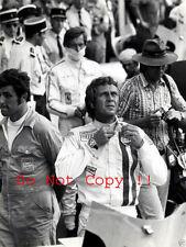 Steve McQueen Le Mans Film Ritratto Fotografia 1971 6