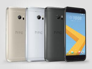 HTC M10 5.2 4G LTE Unlocked 32GB 12MP Smartphone Gold Red Black Silver GRADE