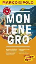 MARCO POLO Reiseführer Montenegro - Aktuelle Ausgabe 2019