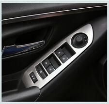 Stainless interior door cover armrest trim 4pcs For Chevrolet TRAX TRACKER 2014