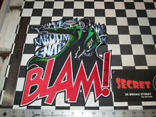 SIGNED KEVIN SMITH LARGE JERSEY PATCH ONOMATOPOEIA WITH COA