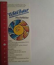 Aufkleber/Sticker: Echte Boter Hóu het lekker (12111642)