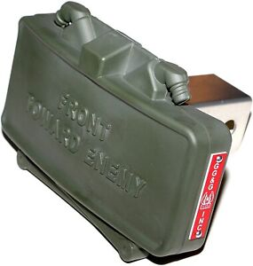GG&G Claymore Mine Trailer Hitch Cover - GGG-1387