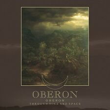 Oberon - Through Time & Space [New CD]