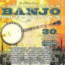 "APPALACHIAN BANJO BREAKDOWN, CD ""VARIOUS ARTISTS"" NEW"