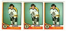1X PHIL ESPOSITO 1974-75 Topps #200 RC Rookie NRMT Lots Available Bruins