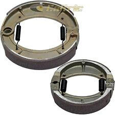 FRONT & REAR BRAKE SHOES FITS YAMAHA IT250 1983 YZ250 COMPETITION 1981