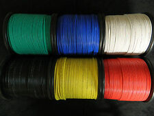 12 GAUGE WIRE PICK 4 COLORS 25 FT EACH 100 FT POWER GROUND PRIMARY AWG REMOTE