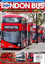 The London Bus 2016 Technology ROUTES Colors STYLE Red Double-Decker Heritage