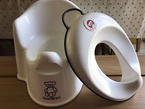 Baby Bjorn Comfy Potty And Toilet Trainer Seat