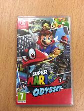 Super mario odyssey Nintendo Switch UK version