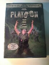 Platoon with Charlie Sheen Dvd, 2005 Wide-screen Special Edition New Sealed