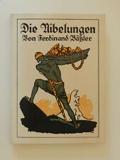 Die Nibelungen Ferdinand Bäßler