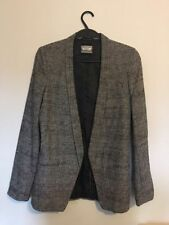 Linen Regular Jacket Only Suits & Tailoring for Women