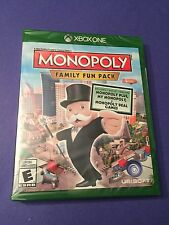 Monopoly Family Fun Pack (XBOX ONE) NEW