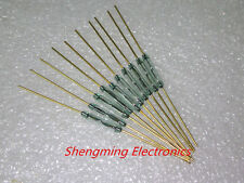 10PCS Reed switch MKA10110 1.8x10mm Green glass usually open