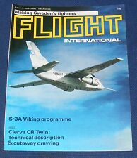 FLIGHT INTERNATIONAL MARCH 9 1972 - MAKING SWEDEN'S FIGHTERS