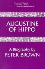 Augustine of Hippo : A Biography by Peter Brown (1970, Paperback, Reprint)