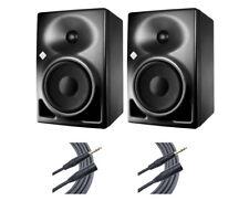 2x Neumann KH120A Active Speaker Powered Studio Monitors + Mogami Cables