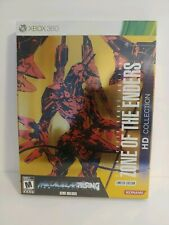 Zone of the Enders HD Collection Limited Edition (Xbox 360 2012) FACTORY SEALED!