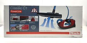 Miele Classic C1 Pure Suction PowerLine Canister Vacuum Cleaner - Graphite Gray