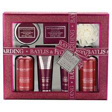 Baylis & Harding Midnight Fig & Pomegranate 7 Piece Gift Set Xmas Gift Ltd Ed