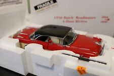 Danbury Mint 1956 Buick Roadmaster Riviera 1:24 New In Box MINT