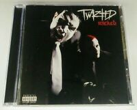 Twiztid - Wicked CD insane clown posse w.i.c.k.e.d. dark lotus blaze tech n9ne