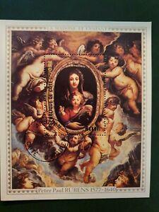 Republic De Cote D Ivoir 1978 500f mini/souvenir sheet CTO - Nice Example
