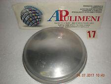 0172 COPPA/BORCHIA RUOTA (COVER WHEEL) BIANCHINA 1° SERIE IN ALLUMINIO