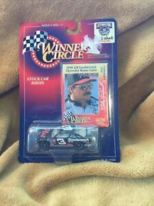 Nascar Winner's Circle 50th Anniversary Dale Earnhardt Die Cast Car Collectibles